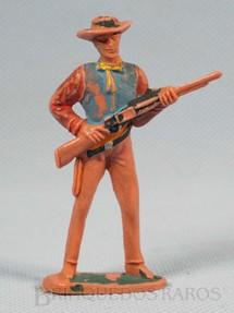 1. Brinquedos antigos - Casablanca e Gulliver - Adans Cartwrith de pé com rifle Série Fazendo Ponderossa