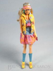 1. Brinquedos antigos - Mattel - Barbie California Dream Serie Década de 1980