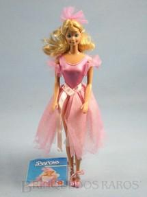 1. Brinquedos antigos - Mattel - My First Barbie Década de 1980