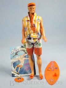Brinquedos Antigos - Mattel - Boneco Ken namorado da Barbie California Dream Serie Década de 1980