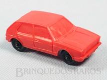 Brinquedos Antigos - Sem identifica��o - Gol L quatro portas com 8,00 cm de comprimento D�cada de 1980
