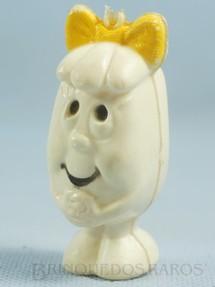 1. Brinquedos antigos - Atma - Boneca da Sobrinha brinde do Arroz Brejeiro Década de 1970