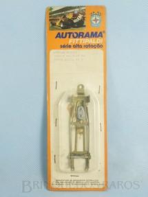 1. Brinquedos antigos - Estrela - Chassi montado de latão para Carros 1:32 Fórmula 1 Série Fittipaldi Embalagem lacrada Década de 1980