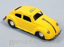 1. Brinquedos antigos - Estrela - Volkswagen Sedan Taxi com 12,00 cm de comprimento Ano 1963