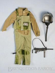1. Brinquedos antigos - Estrela - Uniforme completo e acessórios do Piloto Edição 1994 Perfeito estado 100% original