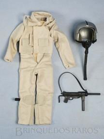 1. Brinquedos antigos - Estrela - Uniforme completo e acessórios do Piloto Rastreador Edição 2000