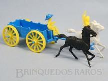 1. Brinquedos antigos - Estrela - Carroça Farwest Ano 1963