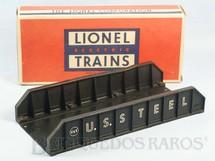 1. Brinquedos antigos - Lionel - Ponte 214 Plate Girder Bridge US Steel Ano 1953 a 1969