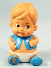 1. Brinquedos antigos - Estrela - Boneco Tico com 12,00 cm de altura Ano 1971
