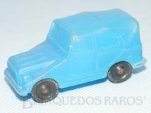 1. Brinquedos antigos - Mimo - Jipe DKW Candango com 8,00 cm de comprimento