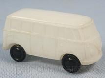 1. Brinquedos antigos - Beija Flôr - Volkswagen Kombi com 8,00 cm de comprimento Década de 1970