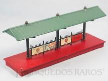 1. Brinquedos antigos - Lionel - Plataforma de Embarque 157 Station Platform Ano 1952 a 1959