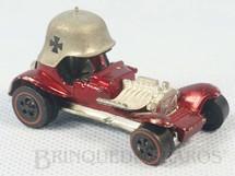 1. Brinquedos antigos - Mattel - Red Baron Hot Wheels Ano 1970