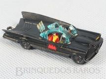 1. Brinquedos antigos - Corgi Toys-Husky - Carro do Batman Batmobile Batmóvel Husky Ano 1966