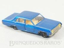 1. Brinquedos antigos - Siku - Opel Kapitan Década de 1970