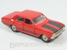 1. Brinquedos antigos - Solido-Brosol - Chevrolet Opala SS vermelho Fabricado pela Brosol Un Solido fait seulement au Brésil Solido brésilienne Década de 1970