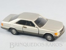 1. Brinquedos antigos - NZG Modelle - Mercedes Benz 500 SEC Made in Federal Republic of Germany Década de 1980