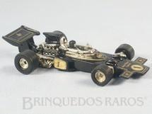 1. Brinquedos antigos - Corgi Toys - Lotus 72C John Player Special Década de 1980