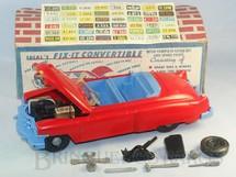 1. Brinquedos antigos - Ideal - Cadillac 1953 El Dorado com 34,00 cm de comprimento Completo com Step Ferramentas Macaco e 48 placas dos Estados Americanos