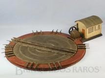 1. Brinquedos antigos - Marklin - Virador de Locomotivas com 58,00 cm de comprimento Bitola 1 Década de 1910