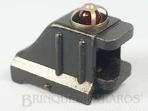 1. Brinquedos antigos - Lionel - Fim de linha com iluminação 025 Bumper Ano 1946 a 1947