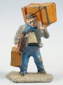 1. Brinquedos antigos - Sem identificação - Carregador de Estação de Trem Década de 1950
