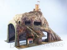 1. Brinquedos antigos - Marklin - Túnel com 42,00 cm de altura e 52,00 cm de comprimento Bitola 1 Ano 1902