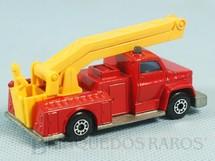 1. Brinquedos antigos - Matchbox - Snorkel Fire Engine Superfast