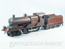 1. Brinquedos antigos - Marklin - Locomotiva a Vapor Clase 2B com 57,00 cm de comprimento Número E 3121 versão para o Mercado Inglês Ferrovia LMS Bitola 1 Ano 1927