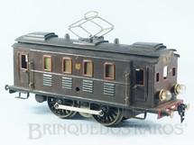 1. Brinquedos antigos - Marklin - Locomotiva Elétrica Clase B com 32,00 cm de comprimento Número R.S.65/13031 Bitola 1 Ano 1927