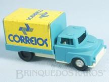 1. Brinquedos antigos - Glasslite - Expressinho Glasslite Correios Década de 1980