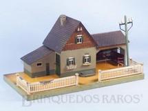 1. Brinquedos antigos - Marklin - Estação com 56,00cm de comprimento e 17,00 cm de altura Bitola 1 Década de 1930