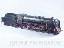 1. Brinquedos antigos - Marklin - Locomotiva a Vapor Clase 2C1 DB com 72,00 cm de comprimento Número HR66/12921 Bitola 1 Ano 1932 a 1937