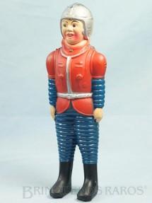 1. Brinquedos antigos - Estrela - Boneco Herói do Espaço Década de 1960