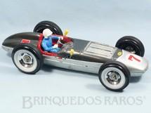 1. Brinquedos antigos - Yonezawa - Carro Fómula Indy com 44,00 cm de comprimento Jetspeed Indy Car Década de 1960