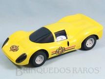 1. Brinquedos antigos - Glasslite - Ferrari 330 P4 com 26,00 cm de comprimento Special Rescue Police Winspector Década de 1980