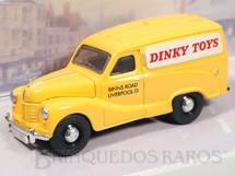 1. Brinquedos antigos - Dinky Toys - Furgão Austin A40 1953 comemorativo Dink Toys Fabricação Dinky Matchbox Década de 1990