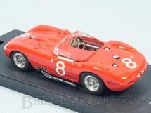 1. Brinquedos antigos - Bang - Maserati 450 S G.P. Suécia 1957 modelo hiper detalhado Década de 1990