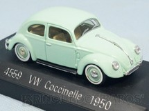 1. Brinquedos antigos - Solido - Volkswagen Sedan 1950 azul Década de 1990