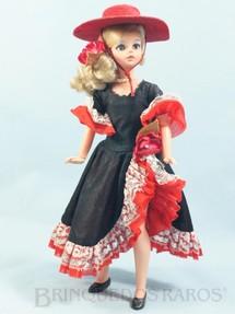 1. Brinquedos antigos - Estrela - Boneca Susi Espanhola Série Pulsos Móveis 100% original Perfeito estado Completa Ano 1972