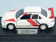 1. Brinquedos antigos - MTech - Mitsubish Lancer Evolution III WRC Ano 1995
