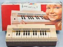 1. Brinquedos antigos - Hering - Orgão Mini Organ com 26 Teclas Década de 1980