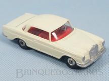 1. Brinquedos antigos - Corgi Toys - Mercedes Benz 220 SE Coupe creme