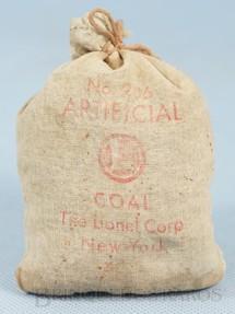 1. Brinquedos antigos - Lionel - Carvão Plástico 206 Artificial Coal Ano 1946 a 1968
