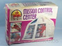 1. Brinquedos antigos - Kenner - Ciborg Homem de Seis Milhões de Dólares Mission Control Center Caixa lacrada Ano 1975