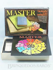 1. Brinquedos antigos - Grow - Jogo Master Década de 1980