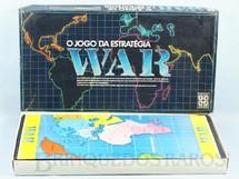 1. Brinquedos antigos - Grow - Jogo War Década de 1970