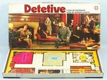 1. Brinquedos antigos - Estrela - Jogo Detetive Ano 1974