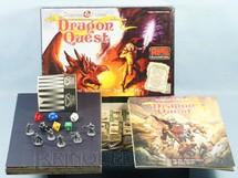 1. Brinquedos antigos - Grow - Jogo de RPG Dragon Guest Completo Perfeito estado Ano 1992