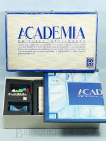 1. Brinquedos antigos - Grow - Jogo Academia completo Década de 1980